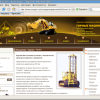www.zaogm.ru: Версия выпущена  в мае 2006 года